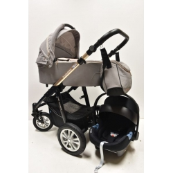 Baby Design Lupo COMFORT Limited 3w1