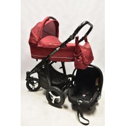 Baby Design Lupo Comfort 3w1 - używany
