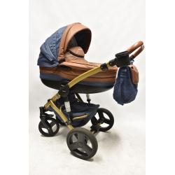 Baby Design Dotty Denim 2w1 - używany