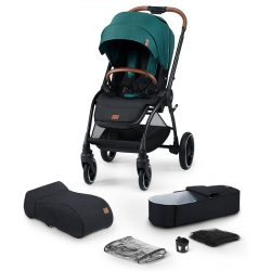 Kinderkraft EVOLUTION COCOON 2 w 1
