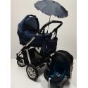 Baby Design Lupo Comfort 3w1