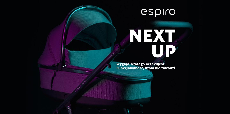 Espiro Next Up Chrome 2w1